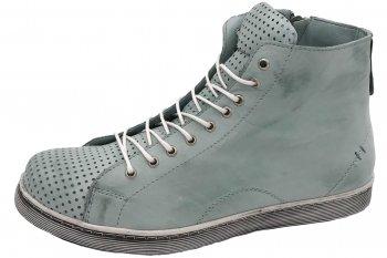 Andrea Conti High Top Sneaker Mint