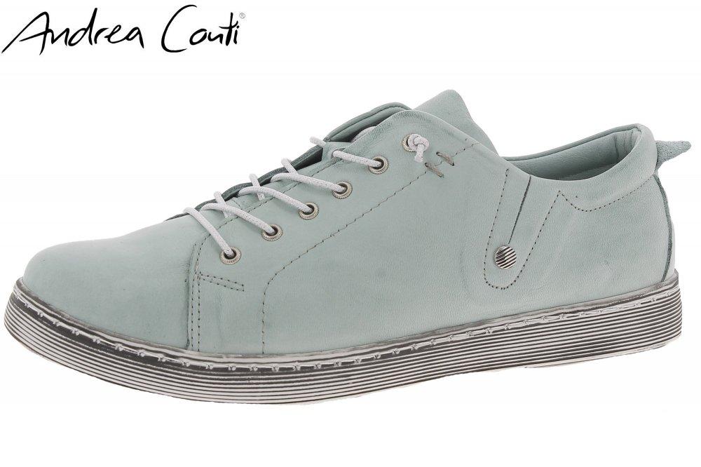 online store ae99f 1df4d Andrea Conti Damen Schuhe Mint