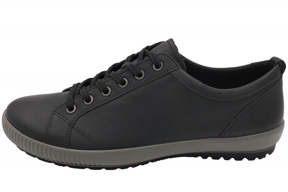 beste Auswahl an zum halben Preis neues Details zu Legero Tanaro Damen Sneaker Schwarz Schuhe Leder 00823-01