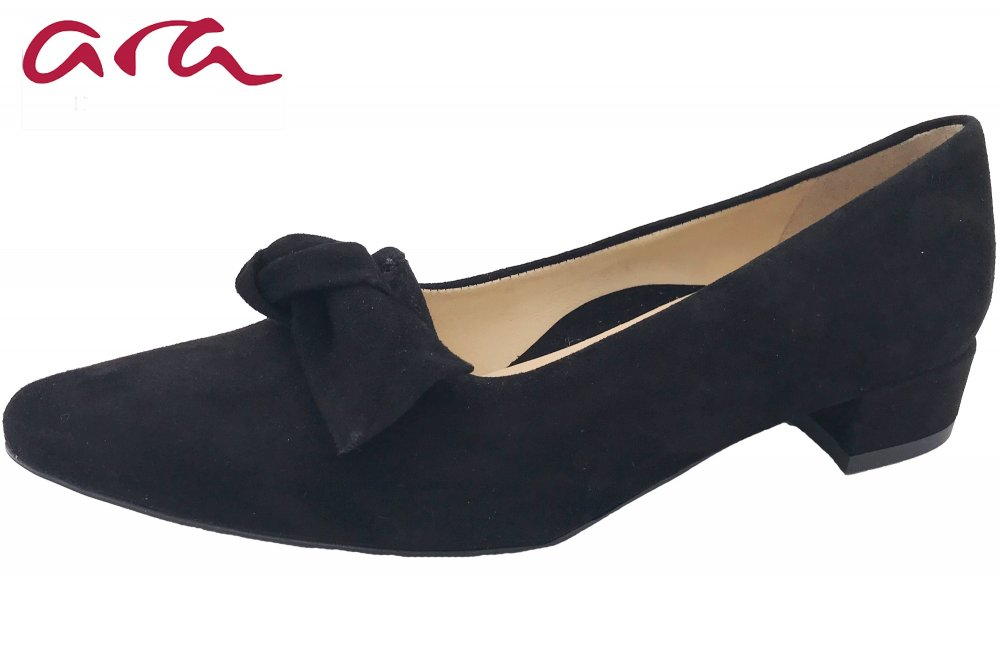 Ara Damen Pumps Paris Schwarz