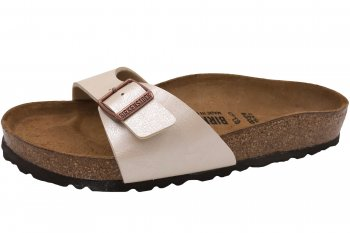 Birkenstock Madrid Graceful Weiß