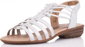 Remonte Damen Sandale Weiß