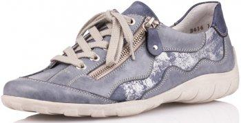 Remonte Damen Sneaker Jeansblau