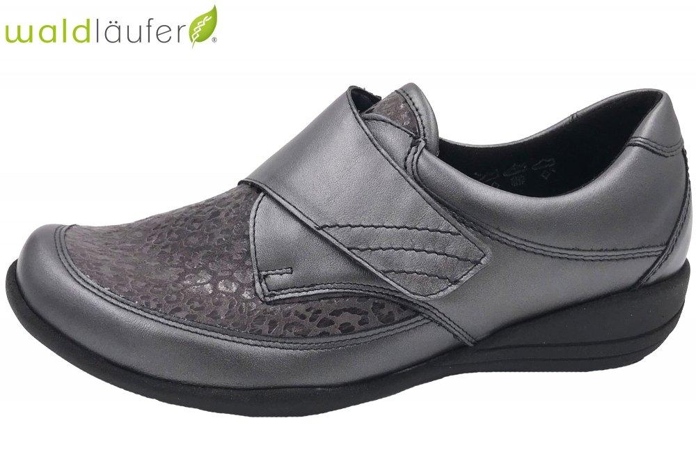 farblich passend Luxus-Ästhetik suche nach neuesten Waldläufer Damen Schuhe Katja Soft Weite K