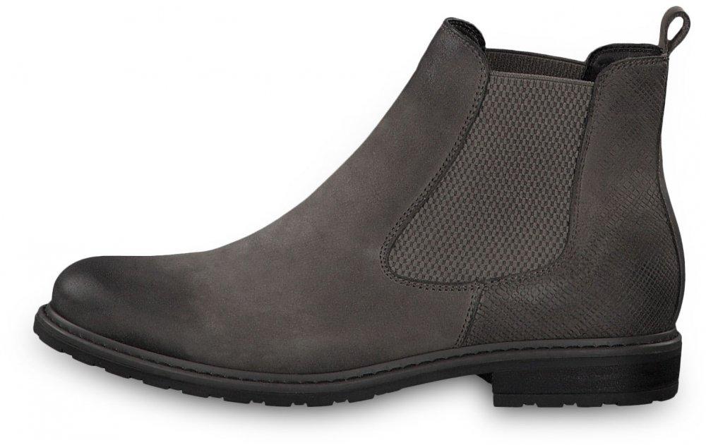 Tamaris Chelsea Boot Belin Grau