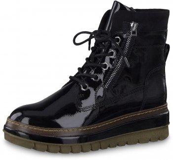 Tamaris Damen Boots Schwarz