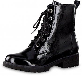 Tamaris Damen Boots Zeya Schwarz