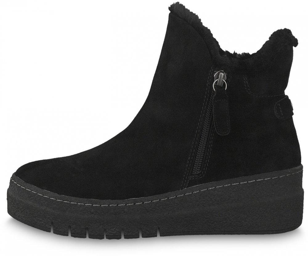 Tamaris Boots Schwarz