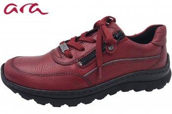 ara Damen Sneaker Rot