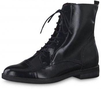 Tamaris Damen Boots Dunkelblau