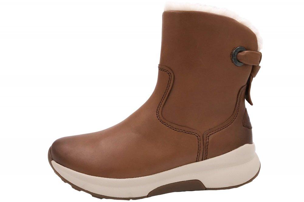 Gabor Rollingsoft Damen Boots Braun