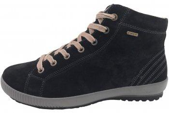 Legero Damen Winter Boots Schwarz