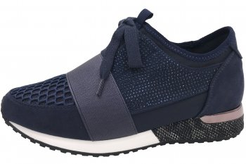 La Strada Damen Sneaker Blau