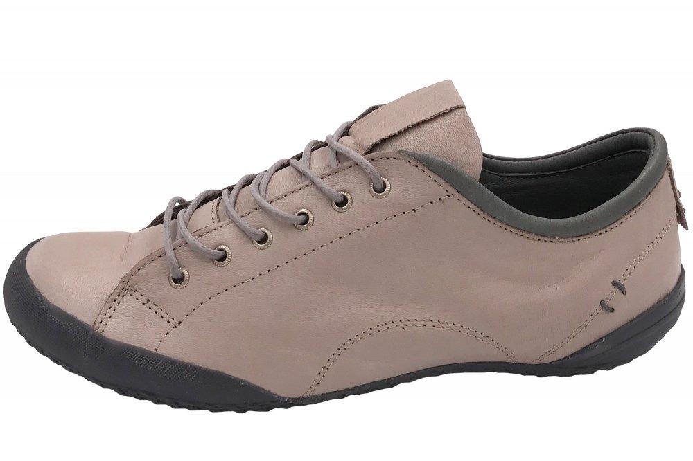 Andrea Conti Damen Sneaker Taupe