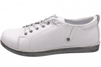 Andrea Conti Damen Schuhe Weiß