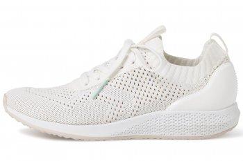 Tamaris Damen Fashletics Sneaker Weiß