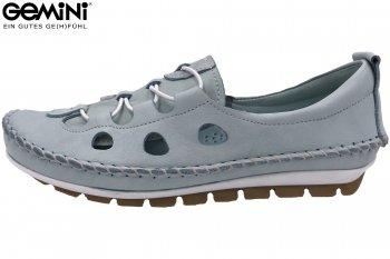 Gemini Damen Schuhe Hellblau