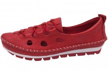 Gemini Damen Schuhe Rot
