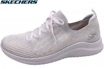 Skechers Damen Ultra Flex 2.0 Weiß