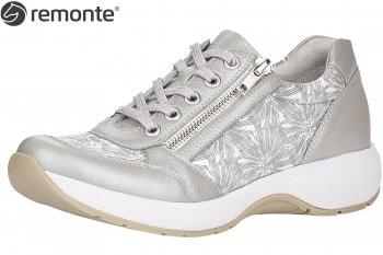 Remonte Damen Sneaker Hellgrau