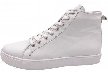 Stexx High Top Sneaker Weiß