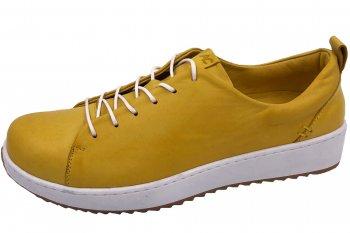 Andrea Conti Damen Schuhe Gelb