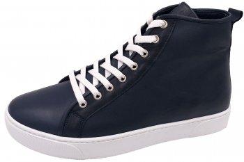 Stexx High Top Sneaker Blau