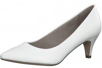 Tamaris Pumps Weiß