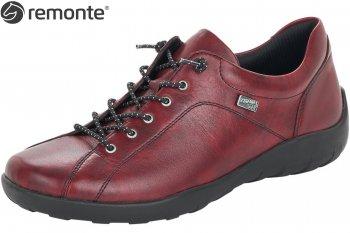 Remonte Damen Sneaker Weinrot