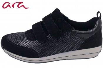 ara Damen Sneaker Osaka Schwarz