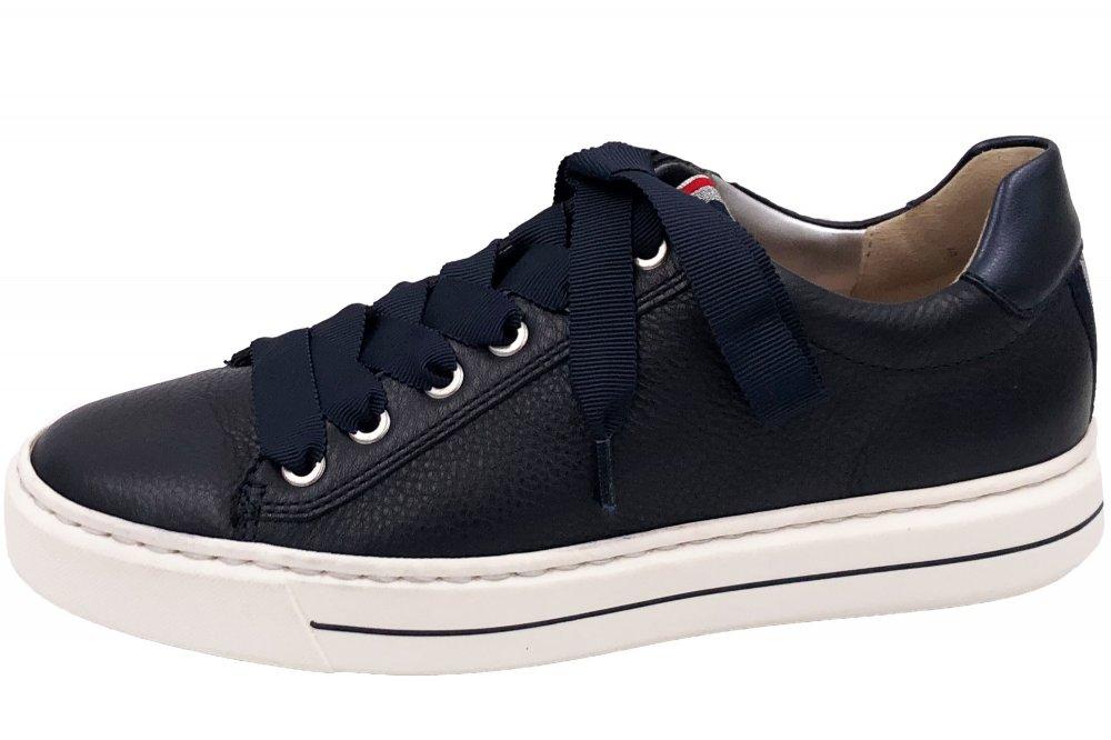 ara Damen Sneaker Courtyard Blau