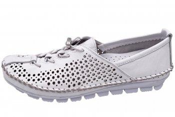 Gemini Damen Schuhe Weiß