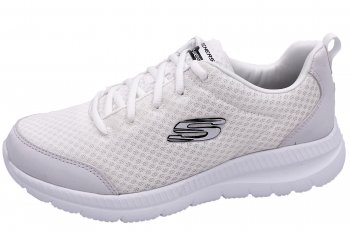 Skechers Damen Sneaker Bountiful Weiß