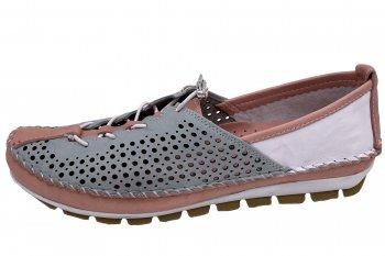 Gemini Damen Sommer Schuhe Mehrfarbig