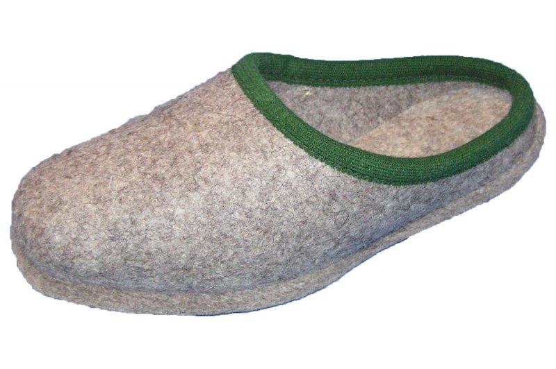 Hausschuhe Walker Pantoffel Filzsohle