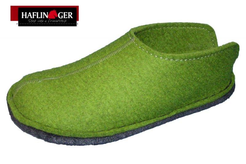 Haflinger Schuhe grasgrün Hausschuh Flair Smily 311013 36 grasgrün Schuhe (grün) NEU de7fde