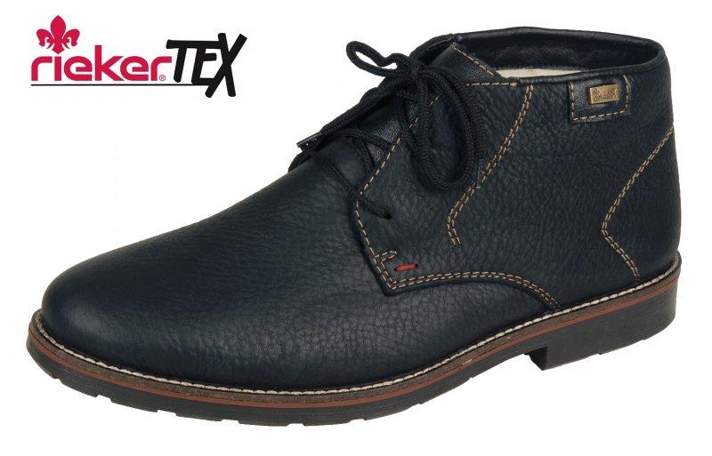 Rieker Herren Boots Tex