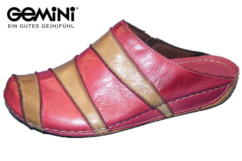Gemini Pantolette Rot