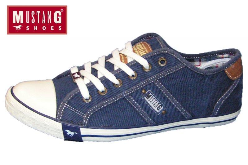 Mustang Herren Sneaker Jeans