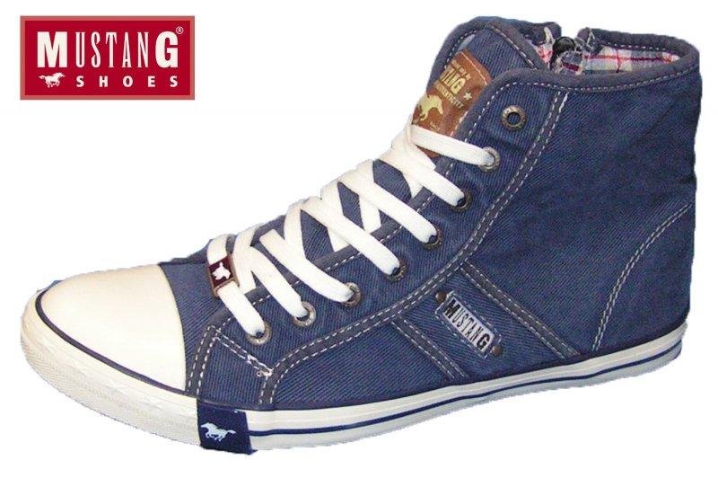 Mustang Herren Boots Jeans