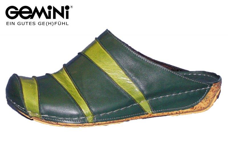 Gemini Pantolette Grün