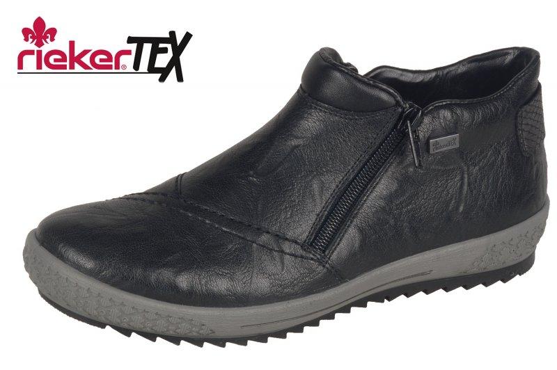 Rieker Damen Boot Tex