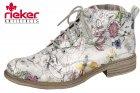 Rieker Sommer Boots Bunt Blumen