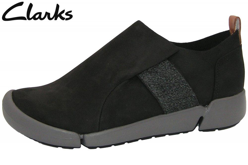 Clarks Damen Schuh Tri Lily Schwarz