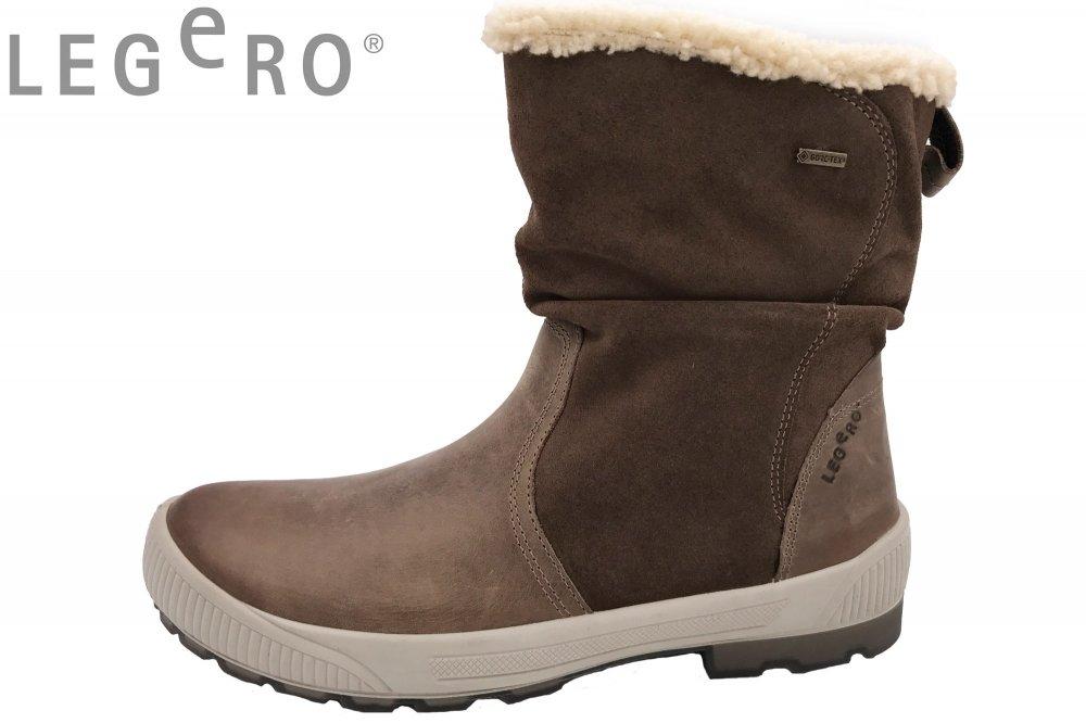 Gutscheincode extrem einzigartig 60% Freigabe Details zu Legero Damen Stiefel Taro Braun Gore-Tex Membran Winter Schuhe  00604-94 NEU