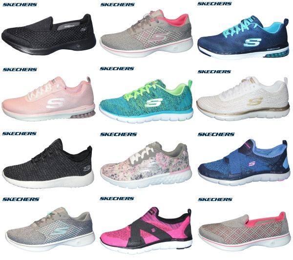 Skechers Flex Appeal 2.0 Insights Schwarz Weiß Damen Sneaker jKiwC